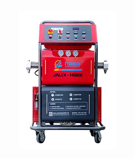 聚脲喷涂亚虎下载appJNJX-H5800型
